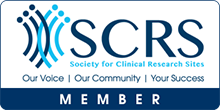 Člen SCRS (Society for Clinical Research Sites)